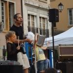 Festival Saint Jean avec enfants